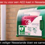 Buurt AED voor Waterwijk? Sponsor nu en red levens!