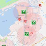 Red levens, doneer voor een derde AED in Nesselande Zuid