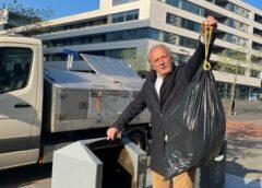 Boetes voor afvaltoeristen uit Zuidplas en vuil ophalen op zondag