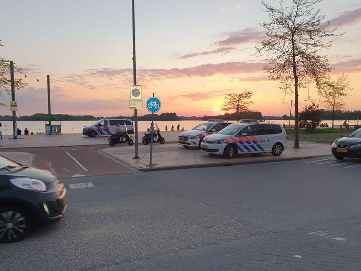 Lobby van Buurtpreventie Nesselande voor hardere aanpak van verkeershufters.