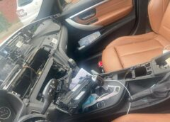 Autoinbraken Nesselande op TV